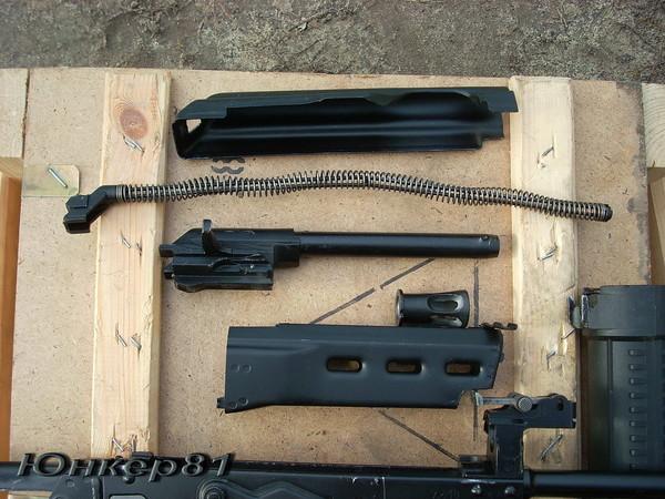 пистолет-пулемет ПП-19 «Бизон» фото 9