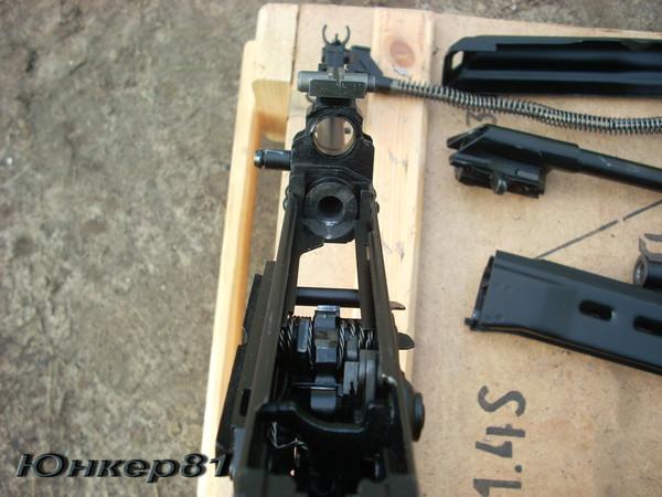 пистолет-пулемет ПП-19 «Бизон» фото 11