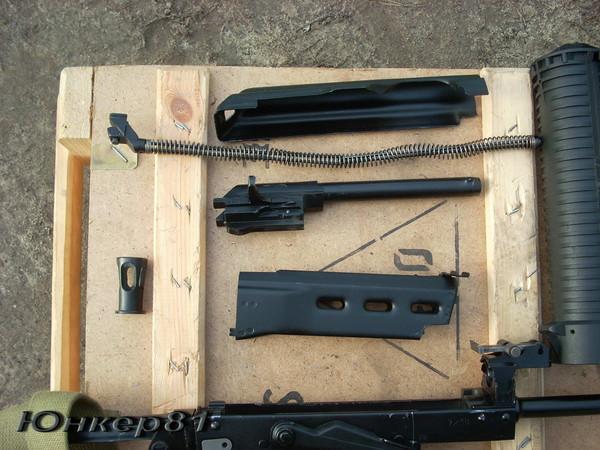 пистолет-пулемет ПП-19 «Бизон» фото 12