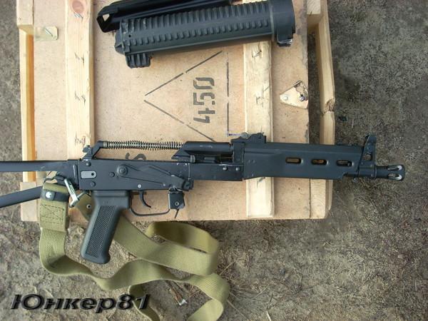 пистолет-пулемет ПП-19 «Бизон» фото 19