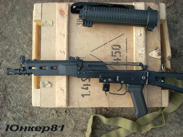 пистолет-пулемет ПП-19 «Бизон» фото 20