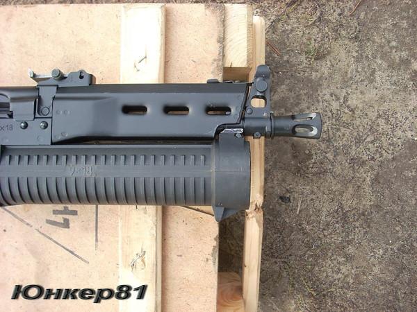 пистолет-пулемет ПП-19 «Бизон» фото 33