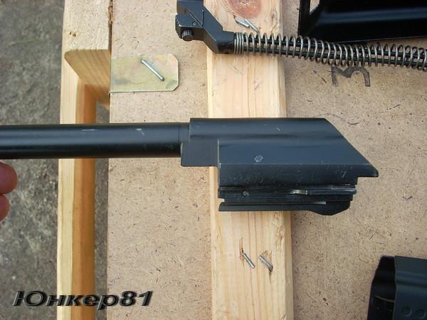 пистолет-пулемет ПП-19 «Бизон» фото 35