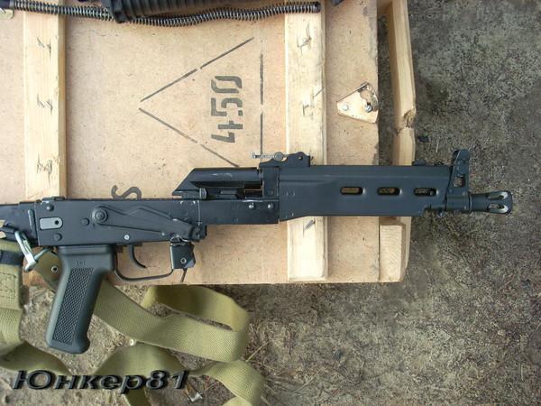 пистолет-пулемет ПП-19 «Бизон» фото 36