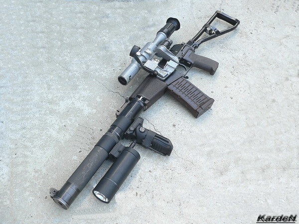 AS assault rifle special photo 2