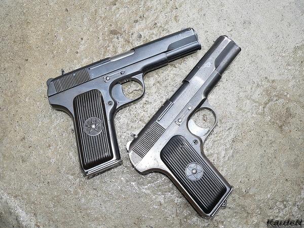 пистолет ТТ (Тульский, Токарев) фото 41