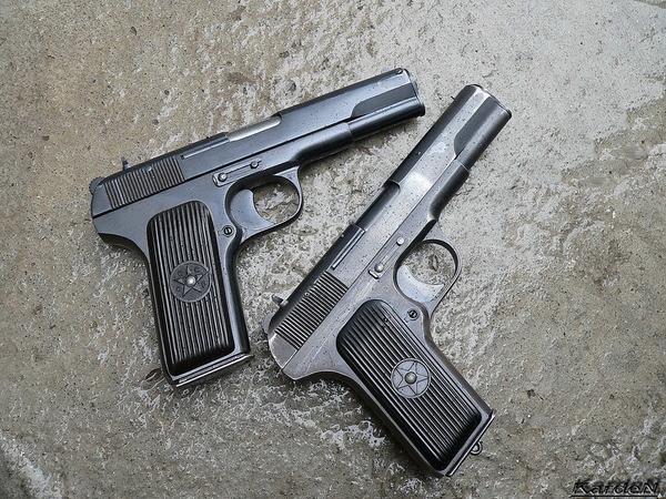 пистолет ТТ (Тульский, Токарев) фото 42