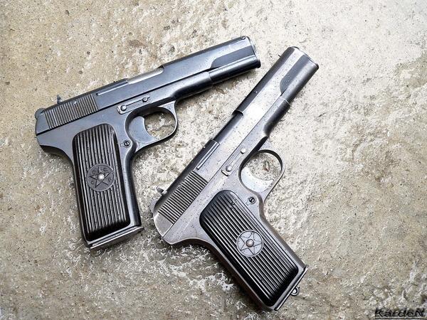 пистолет ТТ (Тульский, Токарев) фото 43