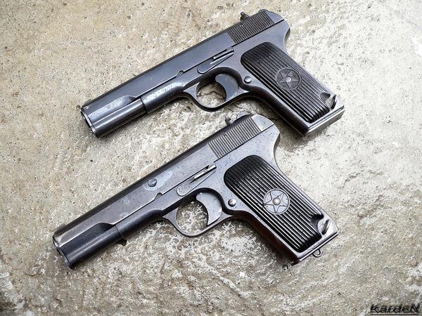 пистолет ТТ (Тульский, Токарев) фото 44