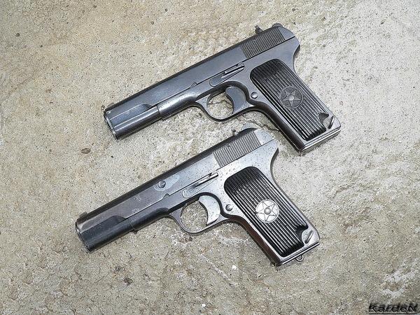 пистолет ТТ (Тульский, Токарев) фото 45