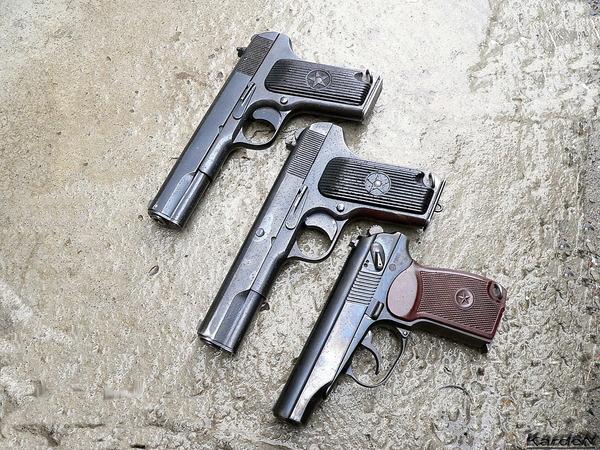пистолет ТТ (Тульский, Токарев) фото 47