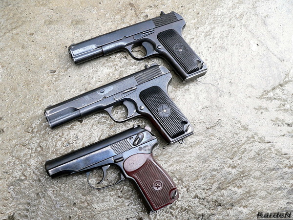 пистолет ТТ (Тульский, Токарев) фото 48