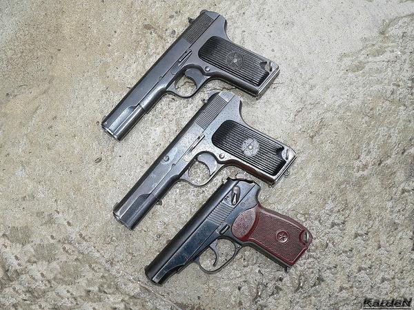 пистолет ТТ (Тульский, Токарев) фото 49