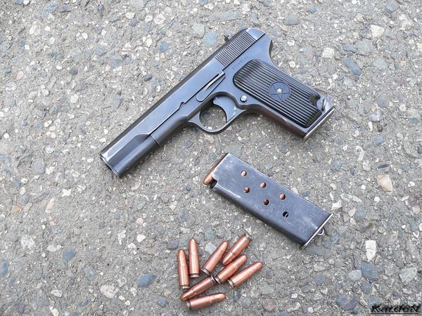 пистолет ТТ (Тульский, Токарев) фото 50