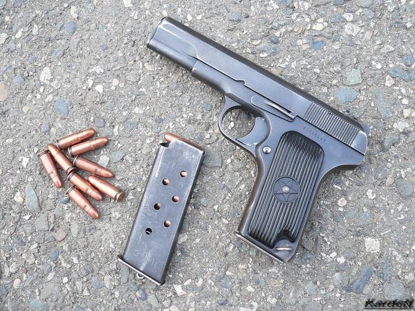 пистолет ТТ (Тульский, Токарев) фото 51
