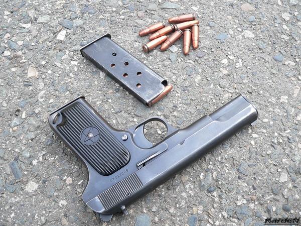 пистолет ТТ (Тульский, Токарев) фото 52