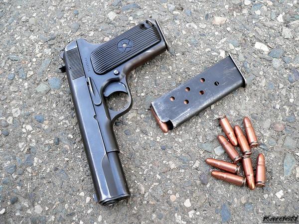 пистолет ТТ (Тульский, Токарев) фото 53