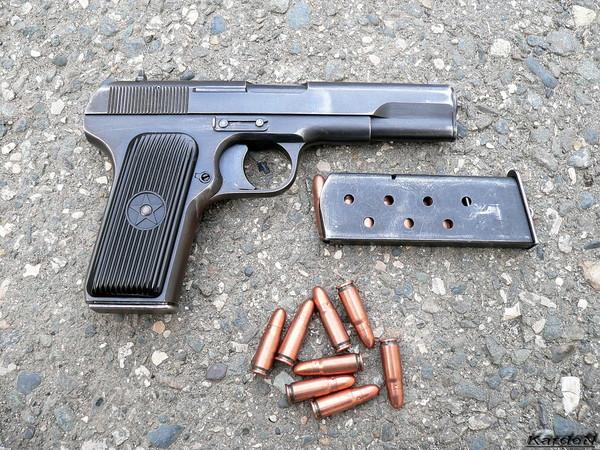 пистолет ТТ (Тульский, Токарев) фото 55