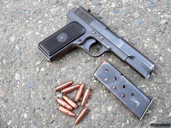 пистолет ТТ (Тульский, Токарев) фото 56