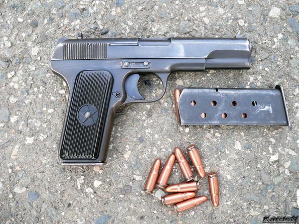 пистолет ТТ (Тульский, Токарев) фото 57