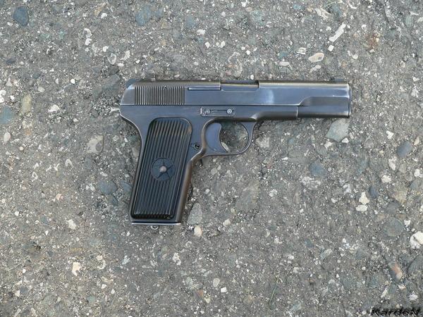 пистолет ТТ (Тульский, Токарев) фото 2