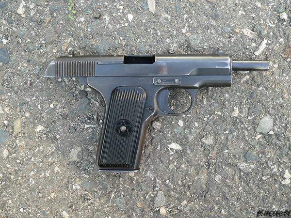 пистолет ТТ (Тульский, Токарев) фото 5