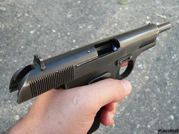пистолет ТТ (Тульский, Токарев) фото 6