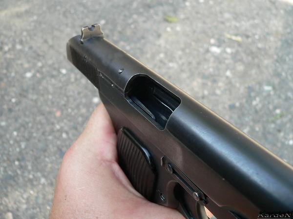 пистолет ТТ (Тульский, Токарев) фото 7