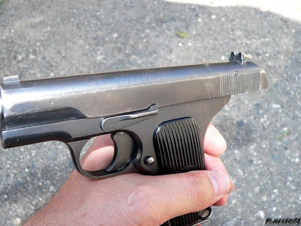 пистолет ТТ (Тульский, Токарев) фото 9