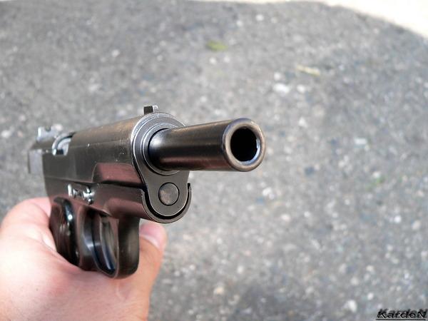 пистолет ТТ (Тульский, Токарев) фото 10