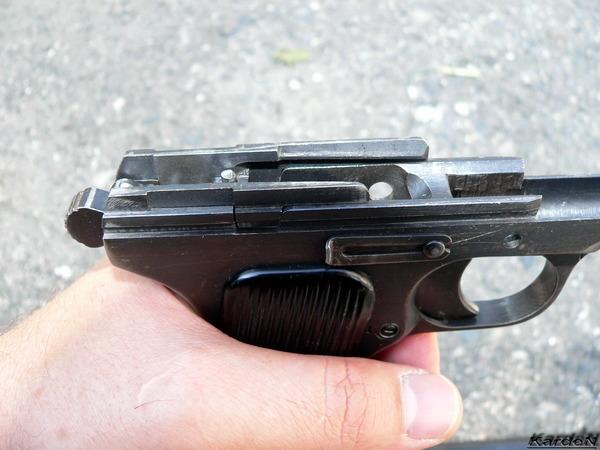 пистолет ТТ (Тульский, Токарев) фото 19