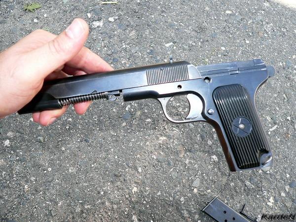 пистолет ТТ (Тульский, Токарев) фото 27