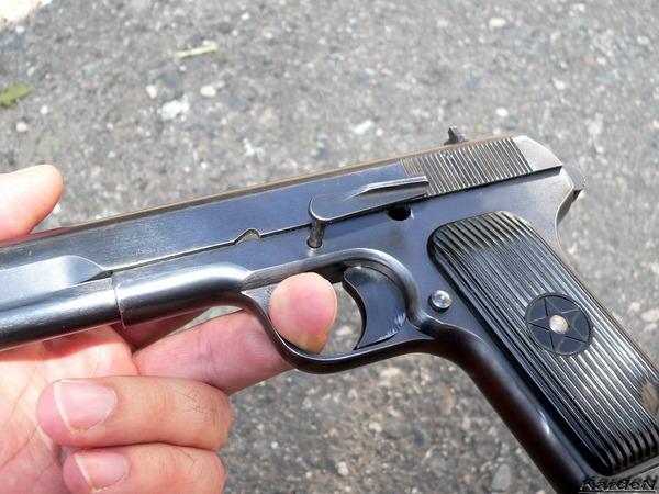 пистолет ТТ (Тульский, Токарев) фото 28