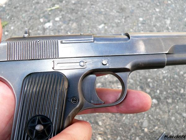 пистолет ТТ (Тульский, Токарев) фото 29