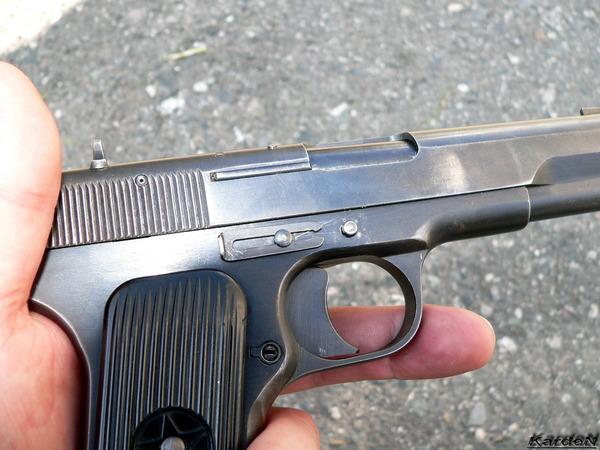 пистолет ТТ (Тульский, Токарев) фото 30