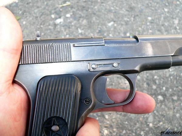 пистолет ТТ (Тульский, Токарев) фото 31