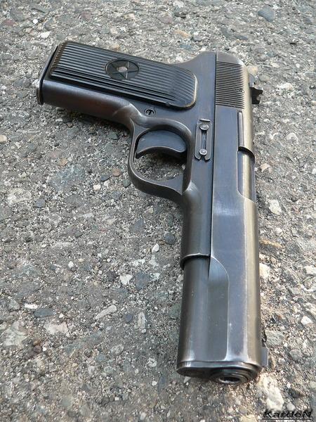 пистолет ТТ (Тульский, Токарев) фото 32