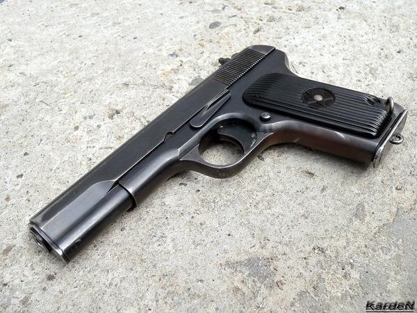 пистолет ТТ (Тульский, Токарев) фото 37