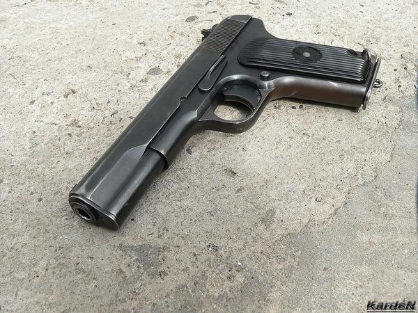 пистолет ТТ (Тульский, Токарев) фото 38