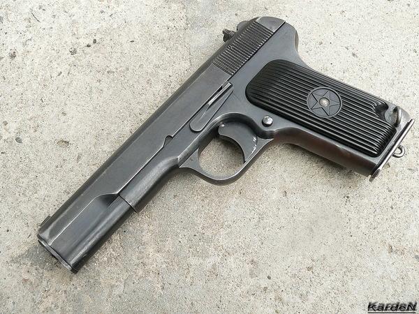 пистолет ТТ (Тульский, Токарев) фото 39