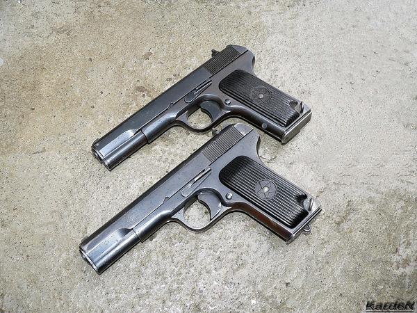 пистолет ТТ (Тульский, Токарев) фото 40