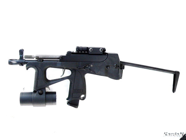 РР-2000 submachine gun photo 3