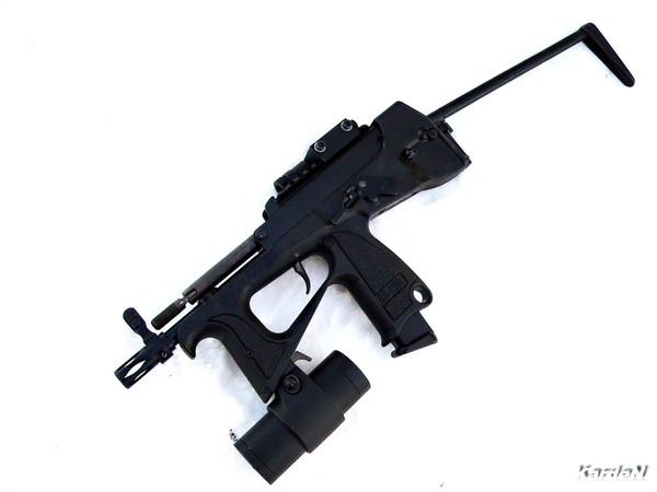 РР-2000 submachine gun photo 4