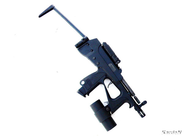 РР-2000 submachine gun photo 6