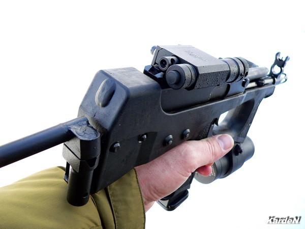 РР-2000 submachine gun photo 7