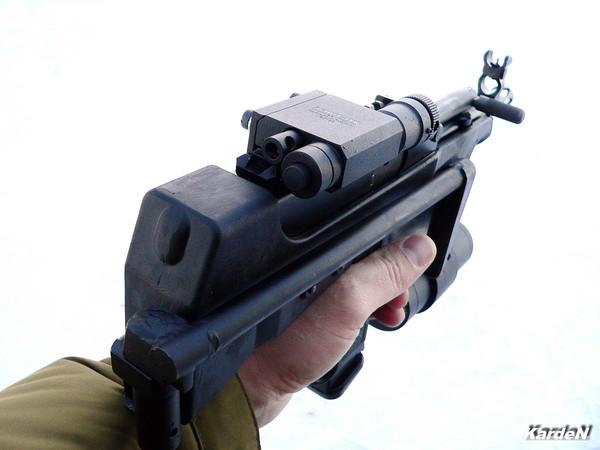пистолет-пулемет ПП-2000 фото 9