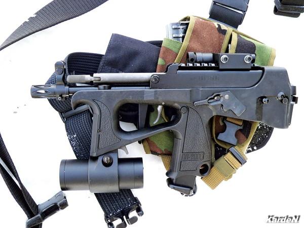 пистолет-пулемет ПП-2000 фото 13