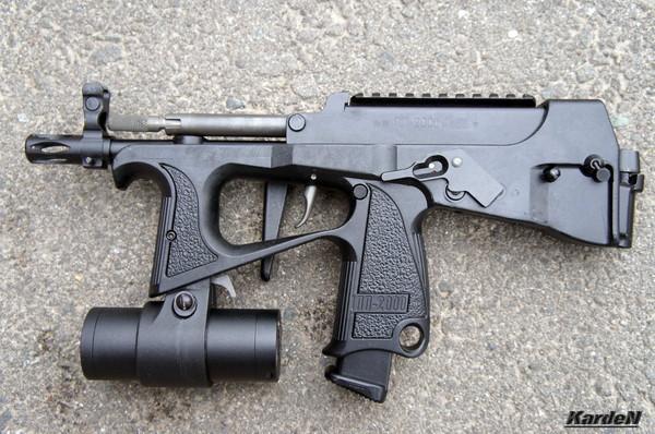 пистолет-пулемет ПП-2000 фото 15