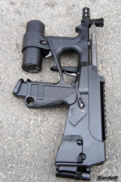 пистолет-пулемет ПП-2000 фото 16