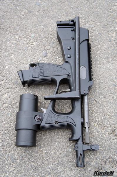 пистолет-пулемет ПП-2000 фото 17